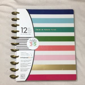 The Happy Planner - Colored Stripes